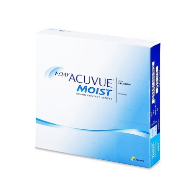 1-DAY ACUVUE MOIST-90's PACK