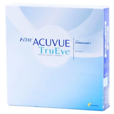 1-Day ACUVUE TruEye-90's PACK