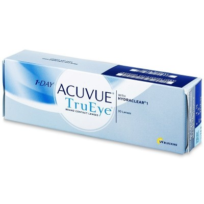 1-Day ACUVUE TruEye-30 PACK
